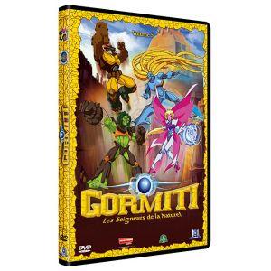 Gormiti - Saison 1 - Volume 5 : Les Seigneurs de la Nature !