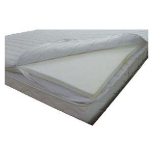 Dorlux Surmatelas mousse à mémoire de forme épaisseur 5 cm (90 x 190 cm)