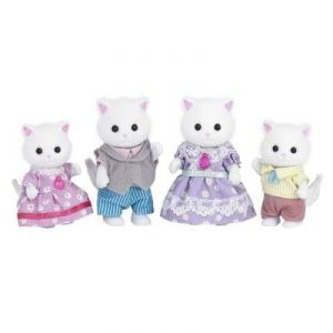 Epoch Sylvanian Families 5216 - Famille chat persan