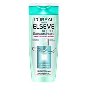L'Oréal Elsève Argile Extraordinaire Shampooing Anti-Pelliculaire 250 ml