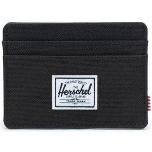 Herschel Portefeuille Charlie - Taille unique Noir Portefeuilles