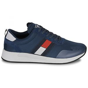 Tommy Jeans Baskets basses FLAG FLEXI SNEAKER bleu - Taille 40,41,42,43,44,45