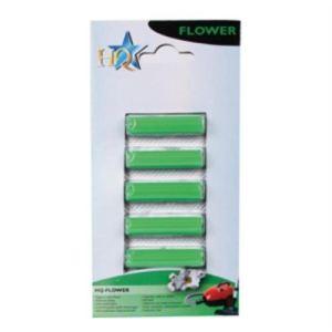 Hq 5 sticks parfum fleurs pour sac d'aspirateurs