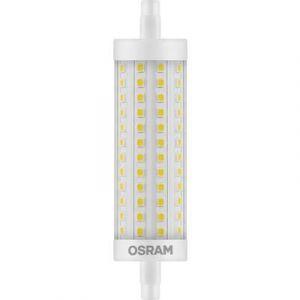 Osram Ampoule crayon LED 118 mm R7S 12,5 W équivalent a 100 W blanc chaud