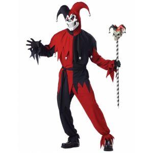Déguisement Joker Fou pour adulte XL (44/46)