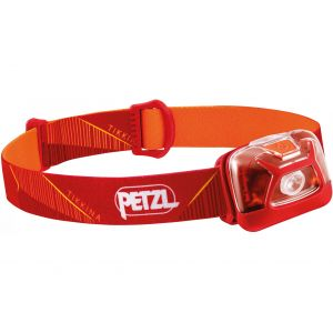 Petzl Tikkina - 250 lumens Lampe frontale / éclairage Rouge - Taille TU
