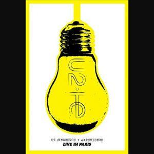 U2 : Innocence + Experience Live in Paris