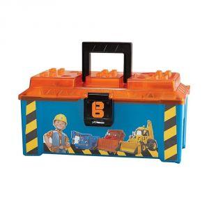 Mattel Boîte à outils 2 en 1 Bob le constructeur