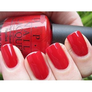 O.P.I Vernis à ongles Big Apple Red