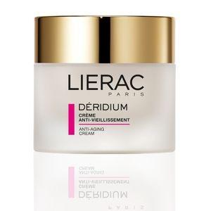 Lierac Déridium - Crème hydratante correction rides peaux normales à mixtes