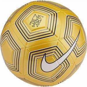 Nike Ballon de football Neymar Jr Strike - Jaune - Taille 5 - Unisex
