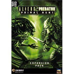 Aliens vs Predator 2 : Primal Hunt - Extension du jeu [PC]