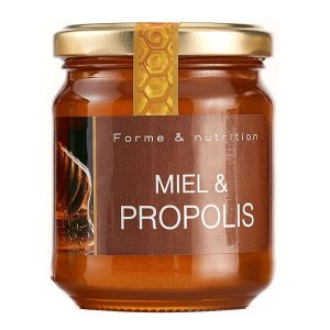 Agovie Miel et propolis
