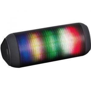 Trevi 0XR09000 - Enceinte Nomade Bluetooth LED