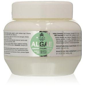 Kallos Algae Moisturizing hair mask - Masque cheveux