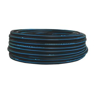 Tube polyéthylène PEHD bande bleue D32-16B-50 ml