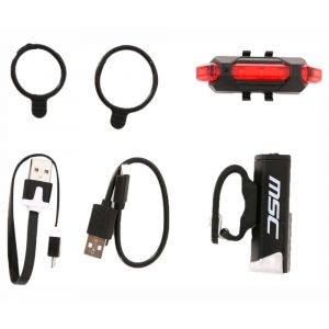 MSC Kit d eclairage led security light 120 lumens