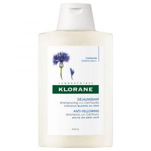 Klorane Déjaunissant - Shampooing à la Centaurée