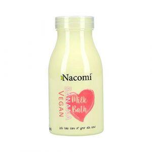 Nacomi Lait de Bain - Banana - 300 ml