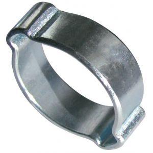 ACE Collier à 2 oreilles standard W1 - Diamètre 09 - 11 - Largeur 7 mm - Vendu par 10