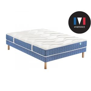 Merinos Ensemble Matelas DOLL Mousse HR Confort Ferme 120x190