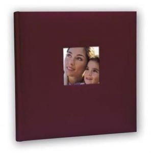Zep Album photo traditionnel Cotton 60 pages - 31x31 cm - Bordeaux