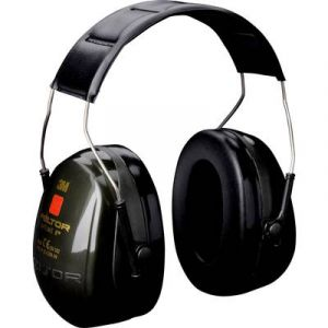 Peltor CASQUE BULL'S EYE II KAKI PLIABLE