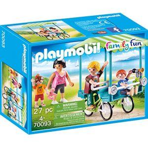Playmobil 70093 - Famille et rosalie Family Fun