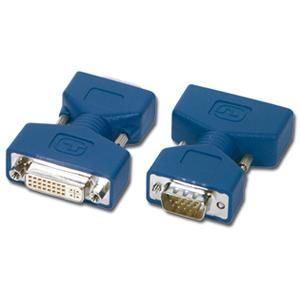 ConnectLand AD-VGA/M-DVI/F - Adaptateur DVI Femelle / VGA Male