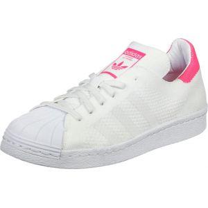 Adidas Superstar 80s Pk W Lo Sneaker blanc rose blanc rose 40 2/3 EU