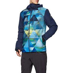 Quiksilver Veste de ski mission block jacket m