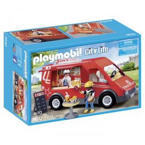 Playmobil 5632 - City Life : Food Truck