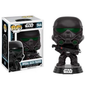 Funko Pop! #144 - Star Wars Rogue One Imperial Death Trooper