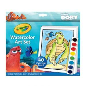 Crayola Set de peinture Le monde de Dory
