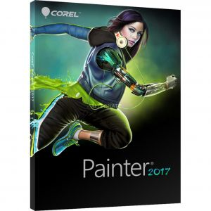 Painter 2017 - Mise à jour pour Windows, Mac OS