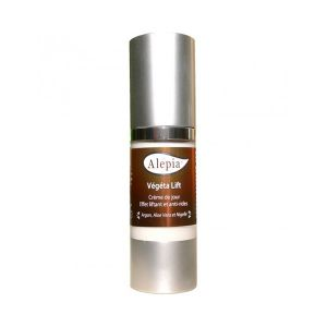 Alepia Crème de Jour huile d'Argan 100% Naturelle