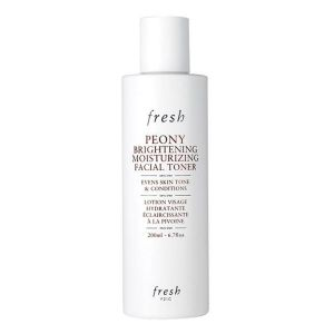 Fresh Peony Brightening Treatment Toner - Lotion Hydratante à la Pivoine - 200 ml