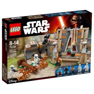 Lego 75139 - Star Wars : La bataille de Takodana