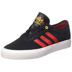Adidas Adi Ease chaussures noir rouge 44 2/3 EU