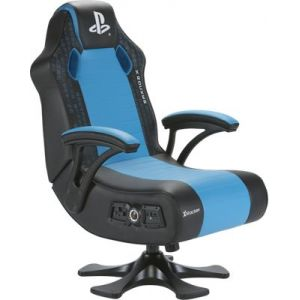 e-concept X-Rocker Sony Legend 2.1 noir/bleu - Siège gamer