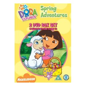 Dora The Explorer : Spring Adventures