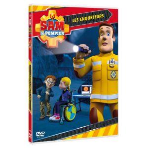 Sam Le Pompier, vol. 22 : Les enquêteurs de mystères [DVD]