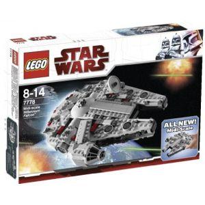 Lego 7778 - Star Wars : Midi-scale Millennium Falcon