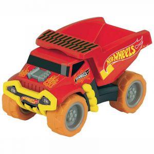 Klein Véhicule de chantier Hot Wheels - Beach Fun : Camion-benne