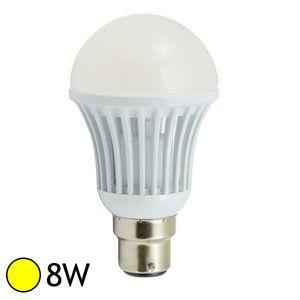 Vision-El Ampoule led 8W B22 Blanc chaud