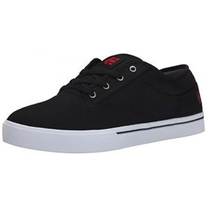 Etnies Jameson, Chaussures de Skateboard homme - Noir - Black (Black/White/Red978), 41 EU