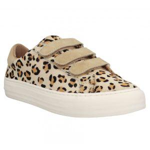 No Name Arcade Straps leopard Femme-36-Sand