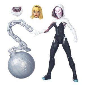 Hasbro Figurine Spiderman : Legends Series : Edge of Spider-Verse : Spider-Gwen