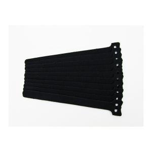 629164 - Jeu de 20 attaches cables scratch 21 cm