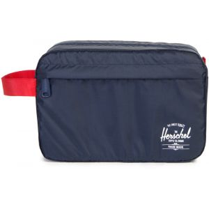 Herschel Trousse de toilette Toiletry Bag 3 litres Navy Red